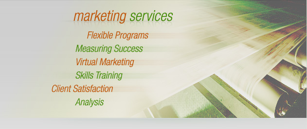 Marketing Services - MCB Communications, telling your story is our business